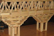 techniek: bruggen