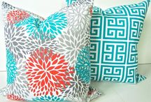 Color coussin