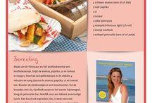 HOPELIJK LEKKER ETEN /// HOPEFULLY TASTY FOOD