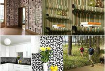 Интерьер в интернете / Создаем уютное настроение в уютном доме, творческие идеи в декоре интерьера