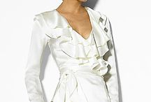 Crisp Blouse / beautiful elegant blouses, mostly in white