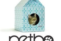 Beautiful houses for cats