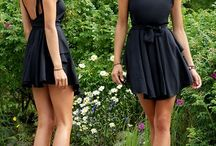 Love the little black dress / by Paula Wayland