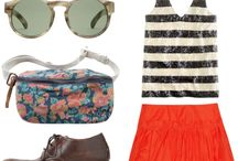 Athens Street Style Polyvore-ing! / by Dana Balch