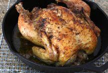 chicken / Recipes for chicken