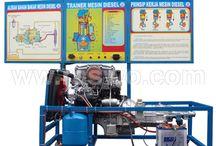 Trainer Mesin Diesel Direct / Trainer Mesin Diesel Direct