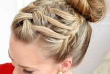 Up-do's & styling