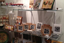 1109 Gallery / Lawrence Art Guild & 1109 Gallery exhibitions & shop items. / by Amanda Monaghan