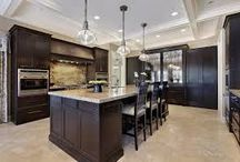 Kitchens / Kitchens or kitchen ideas I would love to have one day