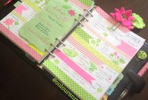 Planners and Organization / by Camila Maria