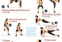 Fitness gym aerobic