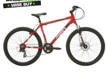 Our Mountain Bikes