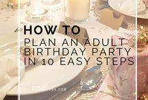 My Fabulous 46th Birthday Party Ideas