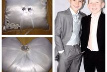 Tiny tux Page Boy Outfits / Page boys outfits Free delivery available in Black, Navy and Light Grey