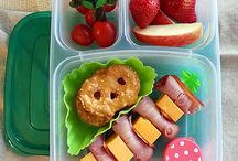 Zayden's School Lunch Ideas / by Tiara Brown