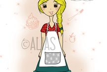 Illustrations Lifestyle / Illustrations lifestyle/mode/presse