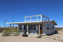 Mojave Homestead Cabins / Mojave Dry Goods Co: what we love about desert living