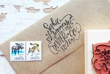 Wedding invitations / by Moose Creek Ranch