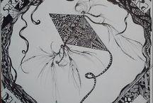 fatto da me! Doodle, art journal, scrapbook, craft / le mie creazioni.....mix media, atc card, art journal,  crafting, biglietti auguri, bomboniere.....ecc.