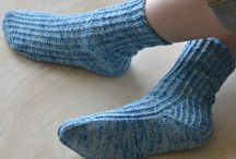 Crafts - Fiber Arts - Knit - For the Feet / by Kristin