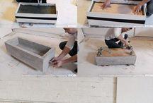 Τσιμέντο κατασκευές / Κατασκευές με τσιμέντο
