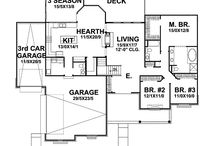 House Plans Under 2500 / by Nikki D