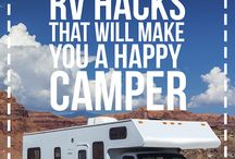Camper and Traveling tips