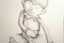 Imparo / some of my sketches