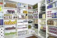 Pantry Organization / by Ashley Meyer - Design Build Love