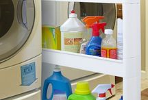An Organized Laundry Room / Tips and tricks to create a laundry room you actually want to go in!