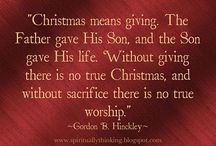 For my Christmas