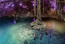 Underground: How Low Can You Go? / The Caverns, Caves and everything #Underground.  / by HeyLets