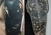 Cover up tatts