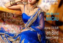 Life Colours April Cover page / Life Colours April Cover page