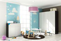 W pokoju dziecka / A tu znajdziecie nasze ulubione inspiracje - aranżacje pokoików dziecięcych i młodzieżowych