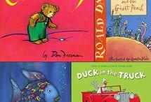 Busy Bird: books