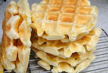 Waffles e Crepes