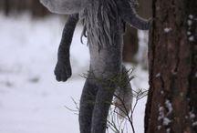 Серый Волчище.
