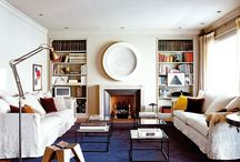 whites for interiors / white color for decorating walls