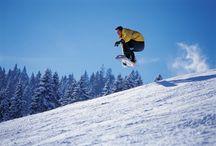 Winter am Schluchsee im Schwarzwald / Winter und Schwarzwald passt gut zusammen. Ob auf der Piste oder in der Halfpipe, auf der Langlauf-Loipe, auf Schneeschuh-Trails oder Wanderwegen durch den Winterwald — im Schwarzwald können Sie die weiße Jahreszeit in ihrer ganzen Pracht und Bandbreite entdecken.