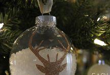 Ho Ho Holidays / Festive holiday inspired crafts.