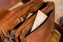Vintage / Classic design and the richness of leather