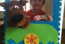 Scooby Doo/Halloween birthday for Lady K 2014 / Birthday idea's for Lady K / by Vicki Goodwin Zumwalt