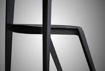 grey black sleek
