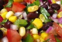 Black bean salsa / Dip