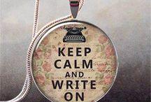 Writing-Cool Things