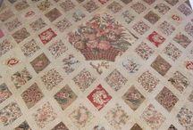Jane austin quilt