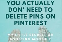 Tips for Pinterest
