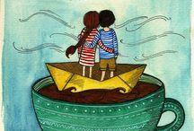 Иллюстрации Самошкиной