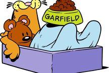 Garfield / Strips van